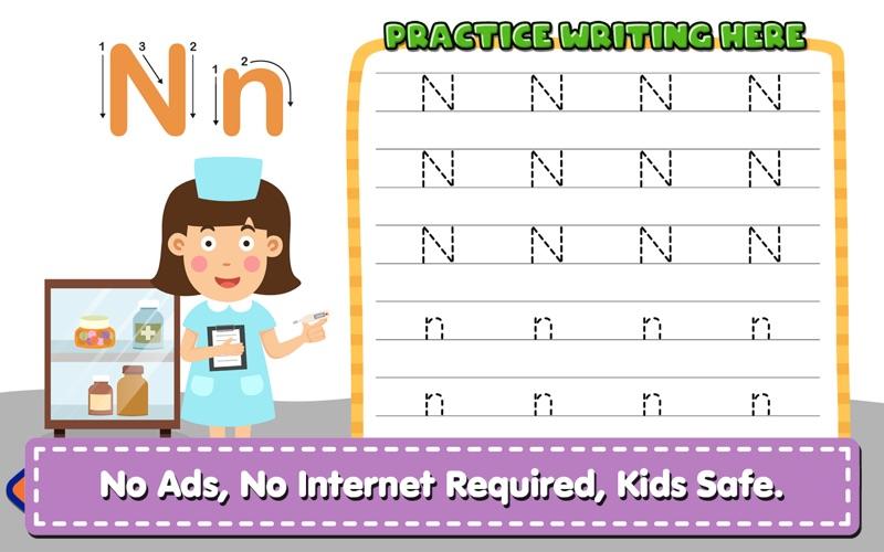 Alphabet Writing For Kids screenshot 7