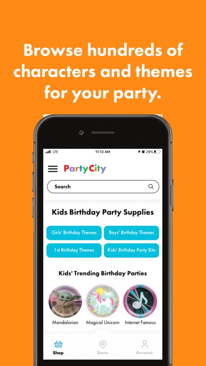 Party City screenshot-3
