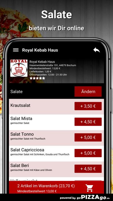 Royal Kebab Bochum screenshot 5