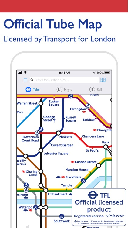 Tube Map Pro screenshot-0