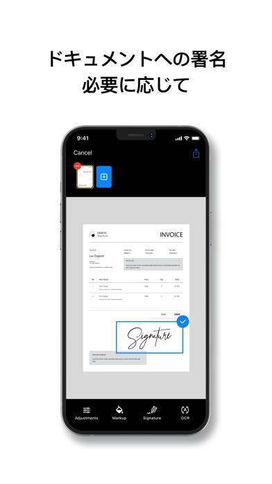 Scanner App - Cam to PDFのスクリーンショット2