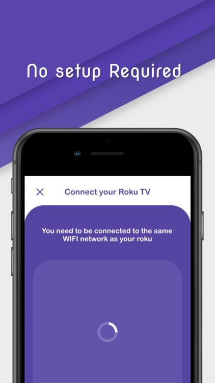 Roku TV Remote Control ™ screenshot-4