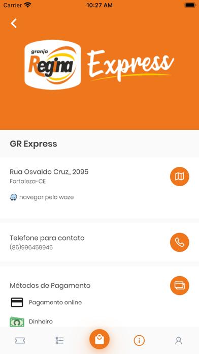 GR Express screenshot 5
