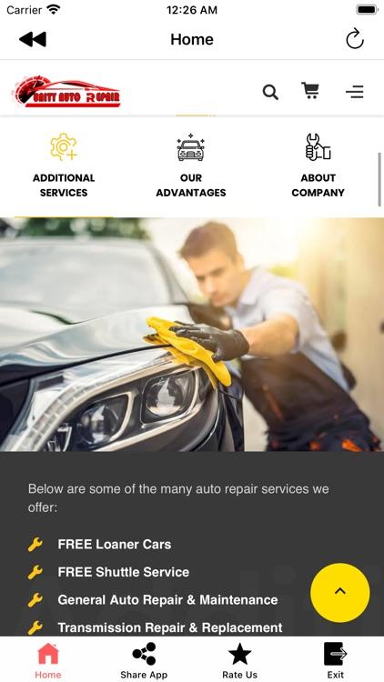 Unity Auto Repair