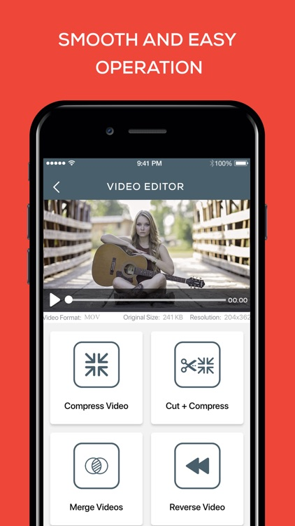Video Converter and Editor