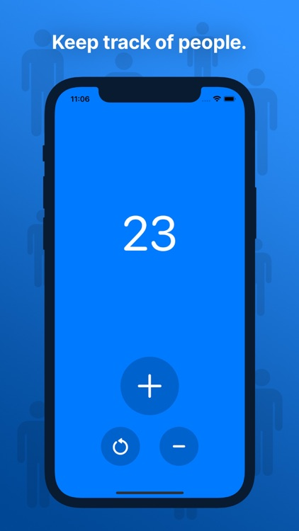 Count Up – Capacity Tracker