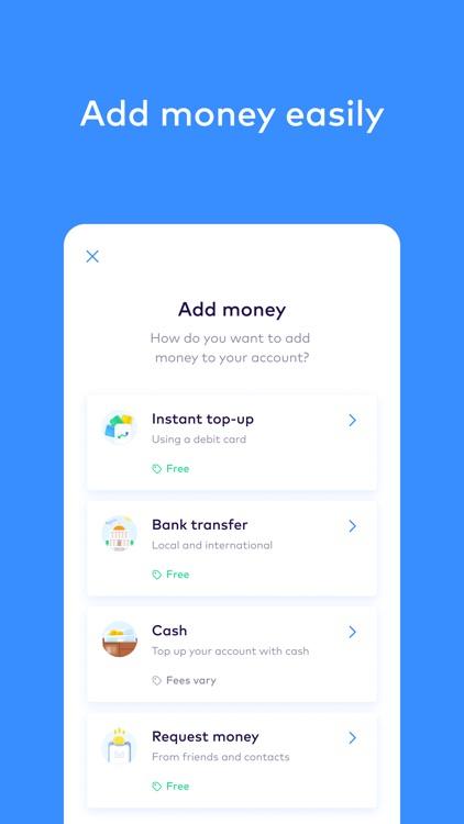 Monese: A Banking Alternative screenshot-3