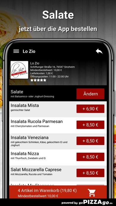 Lo Zio Sinzheim screenshot 5