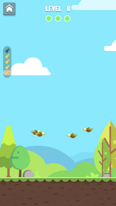 Taptap Hunter screenshot 1