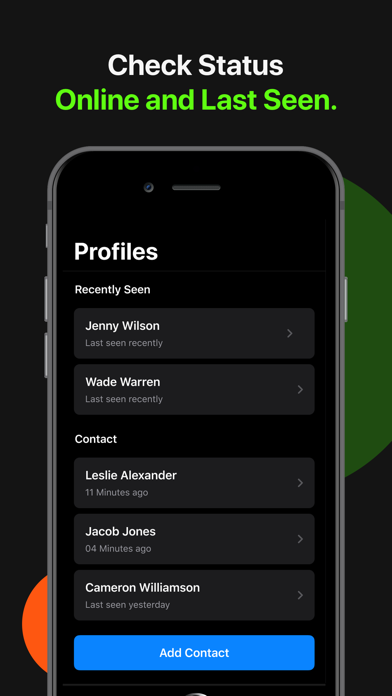 Last - Online TrackerScreenshot von 1