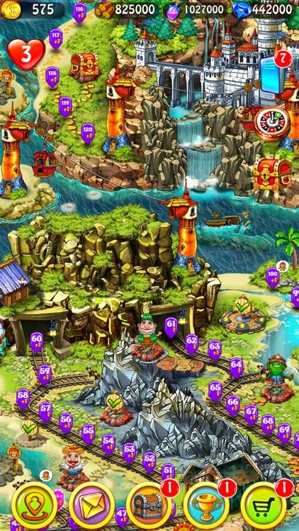 Magica! Match 3 Puzzles games screenshot-8