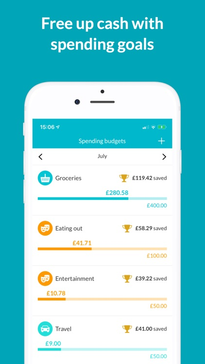 Moneyhub - Your Money Manager screenshot-4