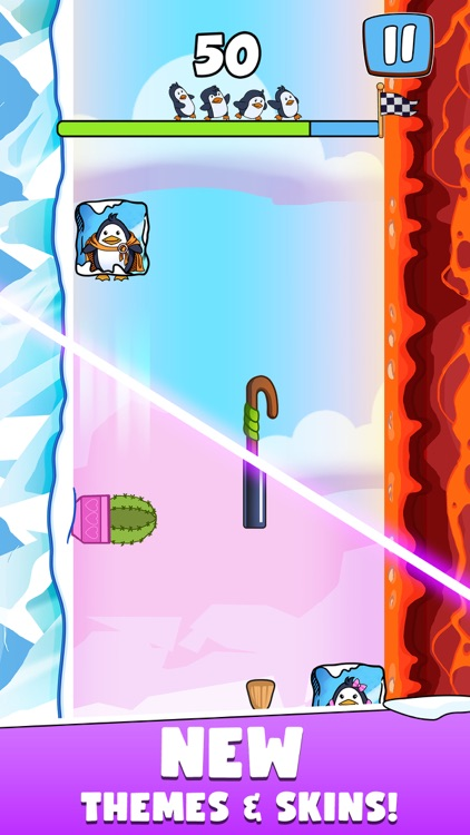 iCecape | Save the Penguins screenshot-3