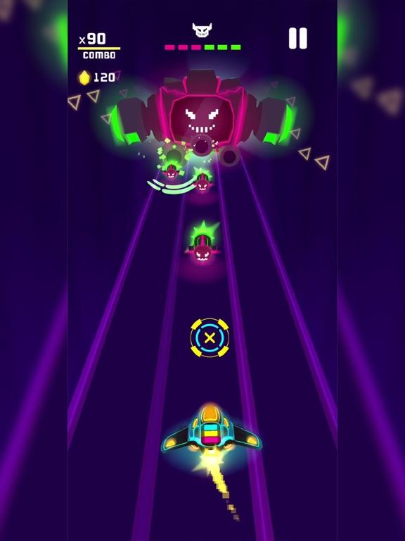 Rocket Hero EDM screenshot 8