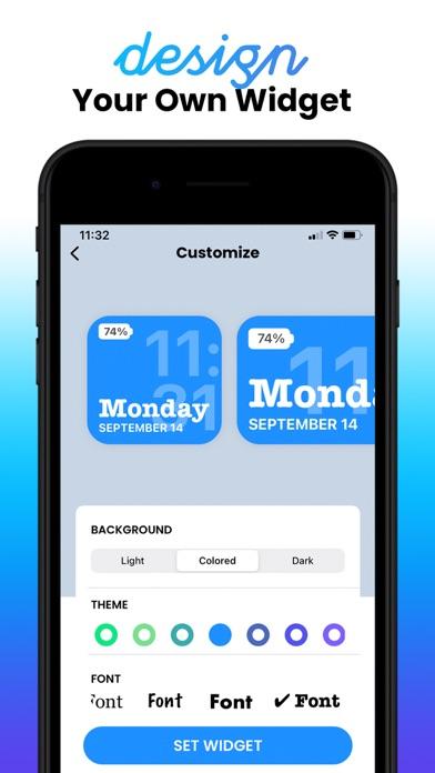 Color Widgets screenshot 3