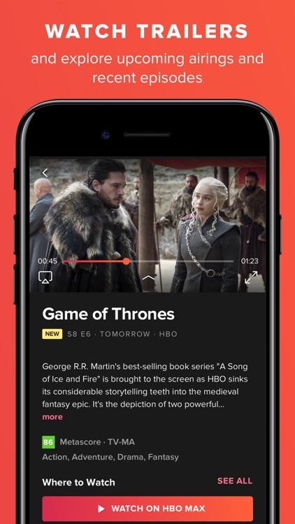 TV Guide: Streaming & Live TV screenshot-3