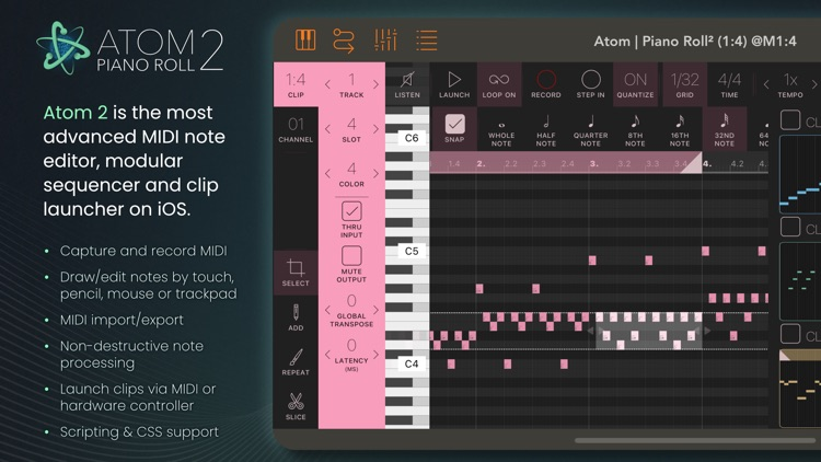Atom   Piano Roll 2