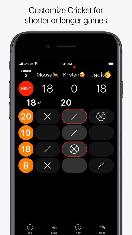 Dart Scoreboard Pro screenshot-7