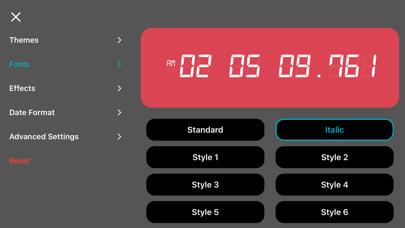 Millisecond Clockのおすすめ画像4