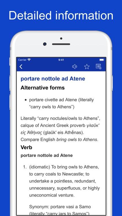 Italian Idioms and Proverbs