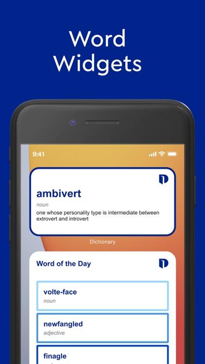 Dictionary.com Pro English screenshot-7