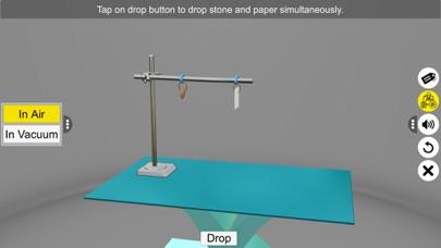 Motion Under Gravity screenshot 3