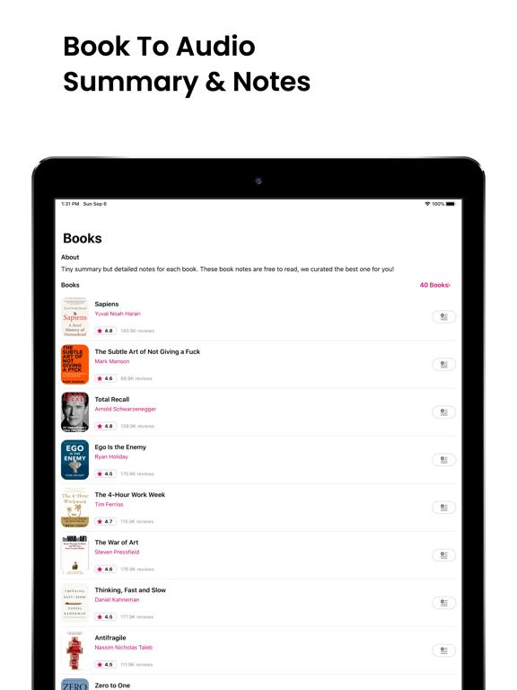 Audiofy -News Book Text Reader screenshot 11