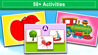 Learning games for preschooler screenshot 3