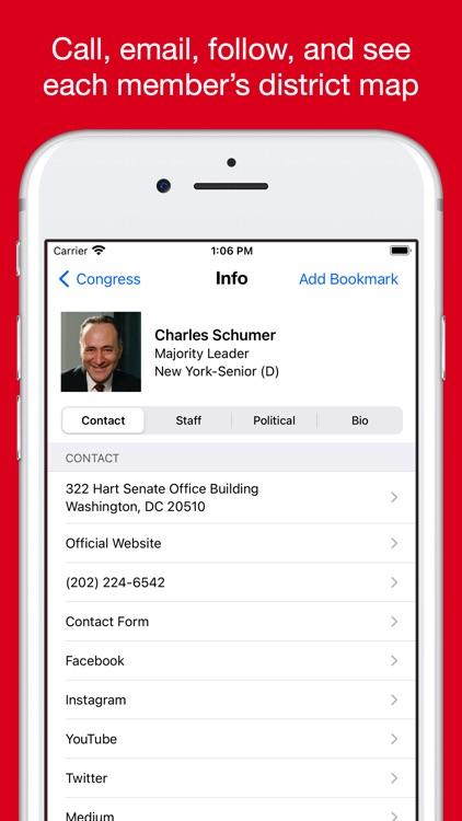 Congress+ screenshot-3