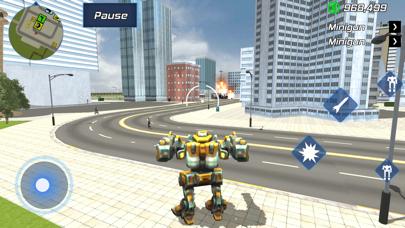 Super Rope Hero - Crime City screenshot 4