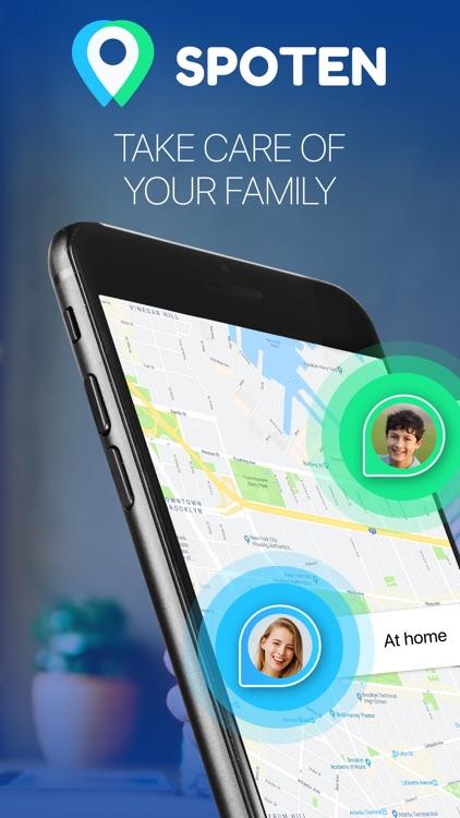 Spoten Phone Location Tracker screenshot-0