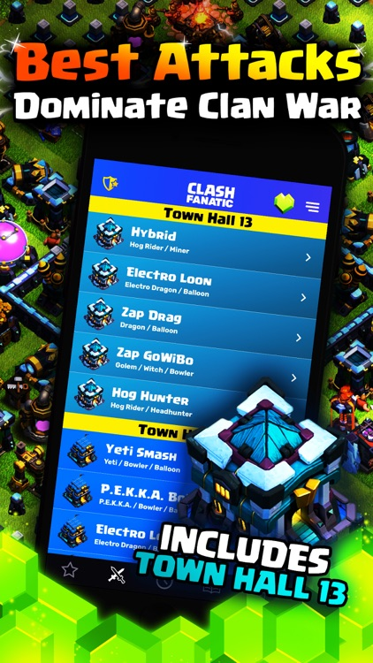 CoC Fanatic: Copy Maps & Base screenshot-3