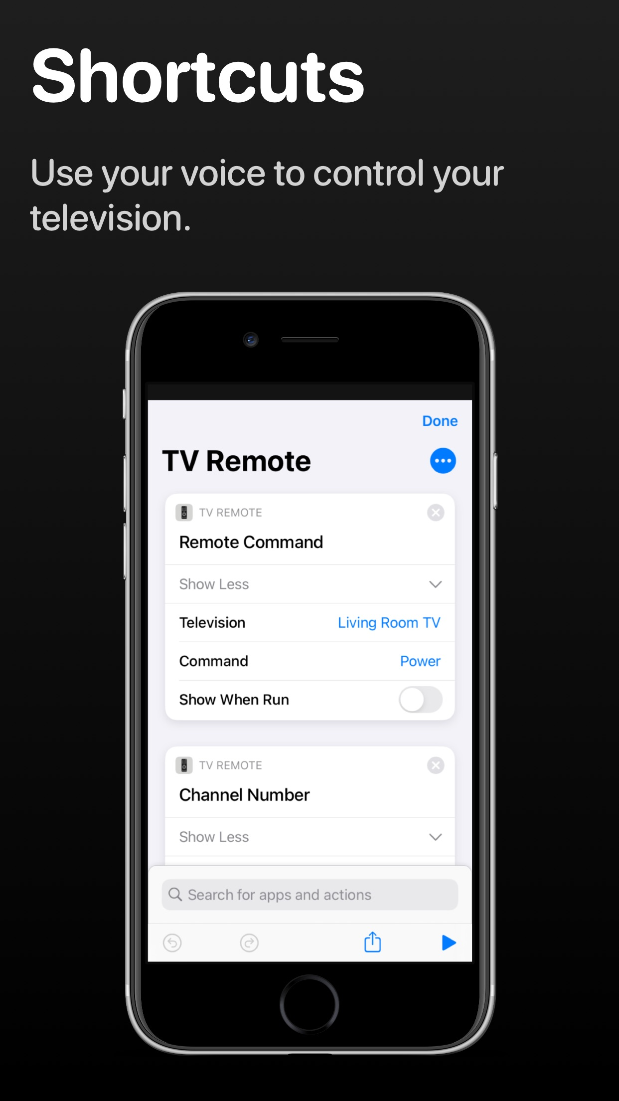 Screenshot do app TV Remote - Universal Remote
