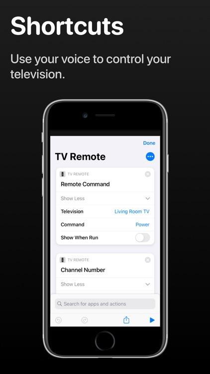 TV Remote - Universal Remote screenshot-3