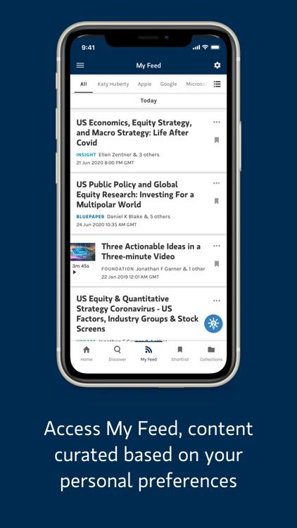 Morgan Stanley Research