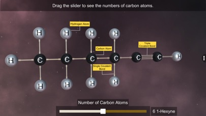 Saturated & Unsaturated Carbon screenshot 6