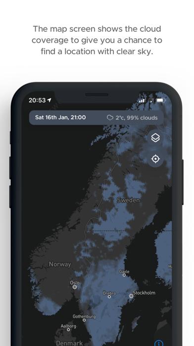 hello aurora: forecast appのおすすめ画像4