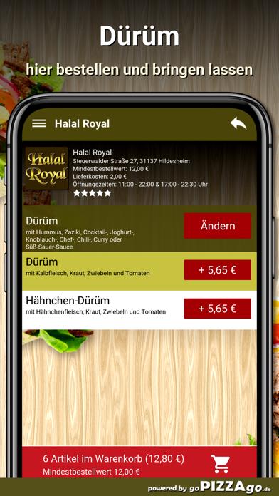 Halal Royal Hildesheim screenshot 6