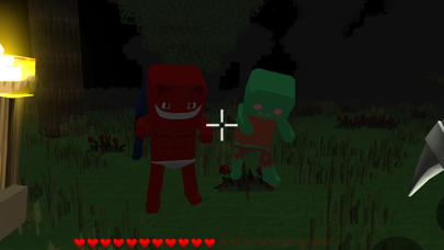 Zombie Craft Dungeons Survival screenshot 2