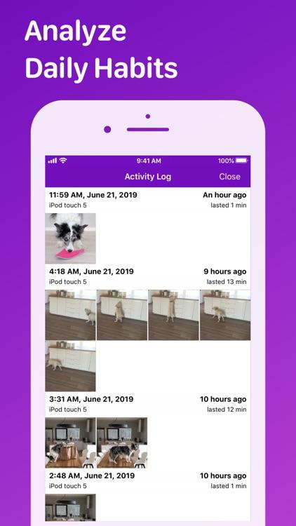 Pet Monitor VIGI screenshot-7