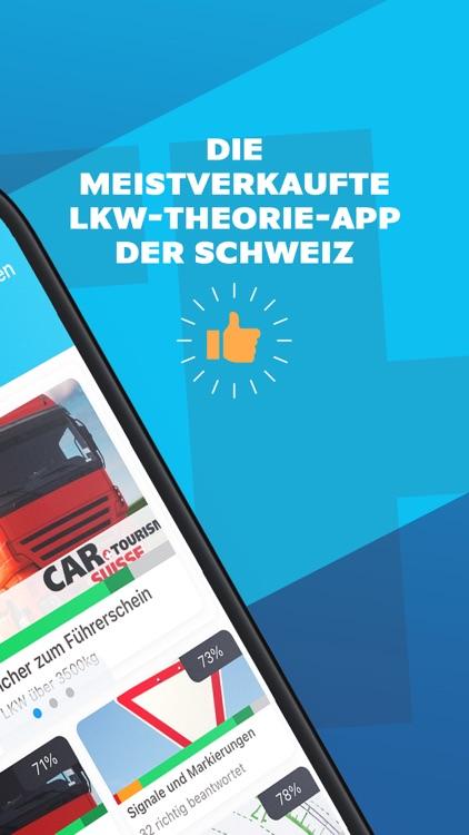 iTheorie LKW, CZV & Taxi Code