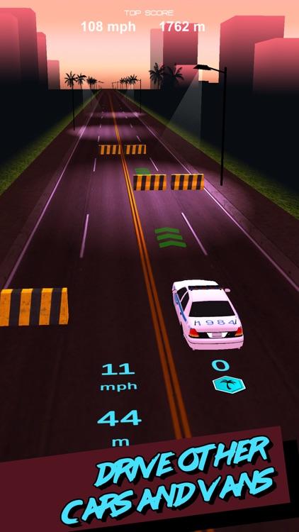 Turbo '84: Retro Joyride screenshot-5