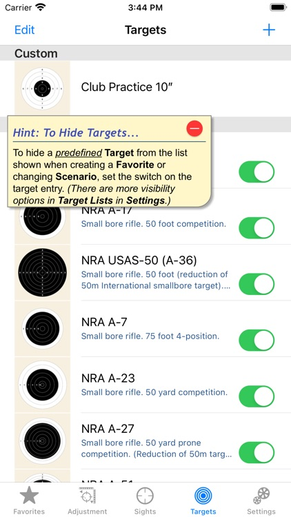 Shootility SightSet screenshot-4