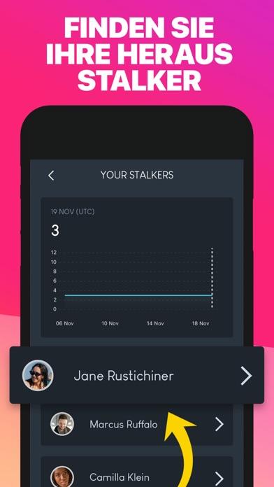 messages.download IG Analyzer Profile Tracker software