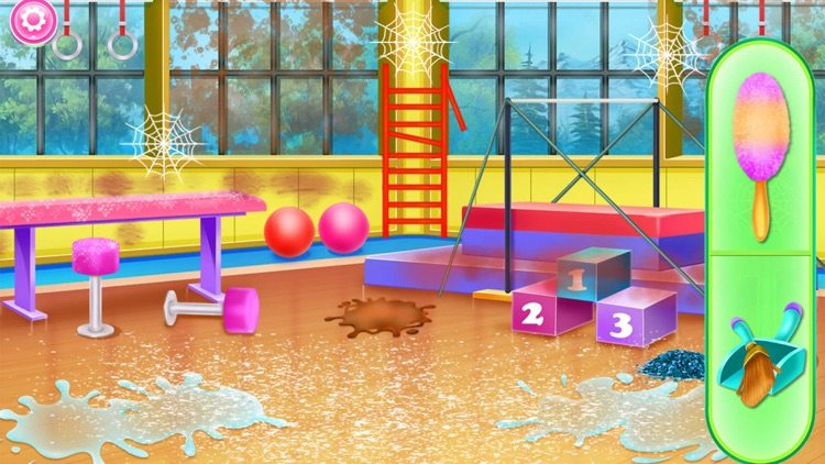 Gymnastics Sports Competition screenshot-9