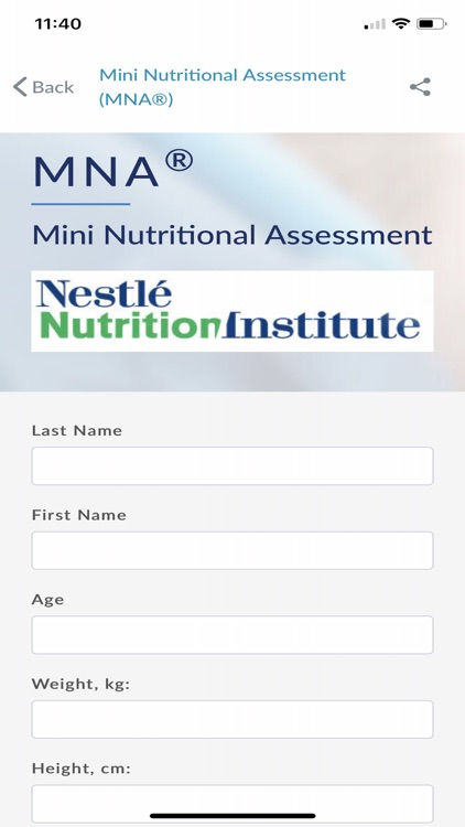 Nestlé Medical Hub screenshot-7