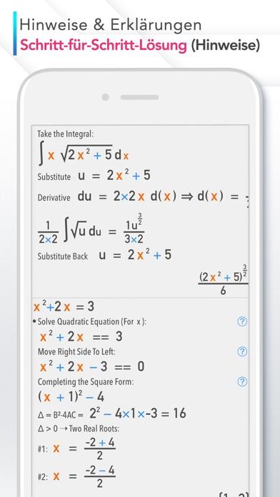 Calculator # - TaschenrechnerScreenshot von 3