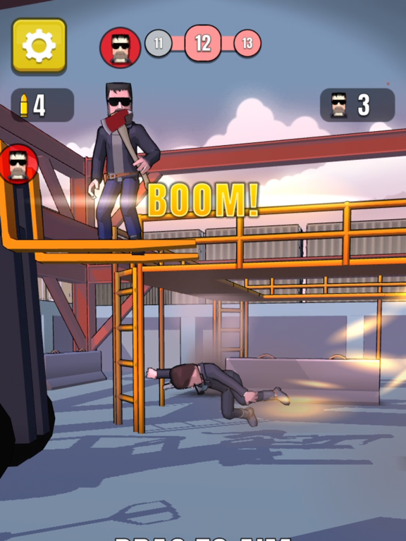 iPad Image of Sharpshooter Blitz
