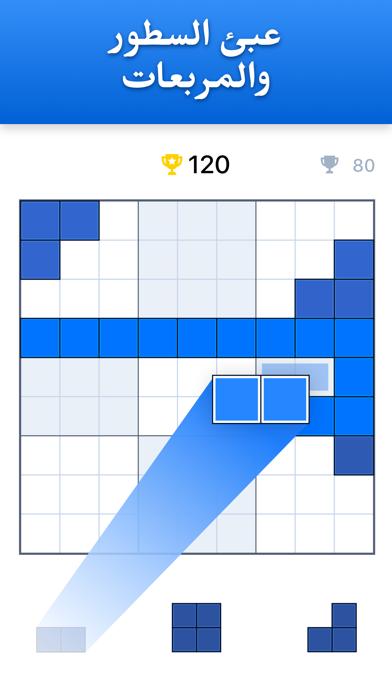 Blockudoku - لغز المكعباتلقطة شاشة1