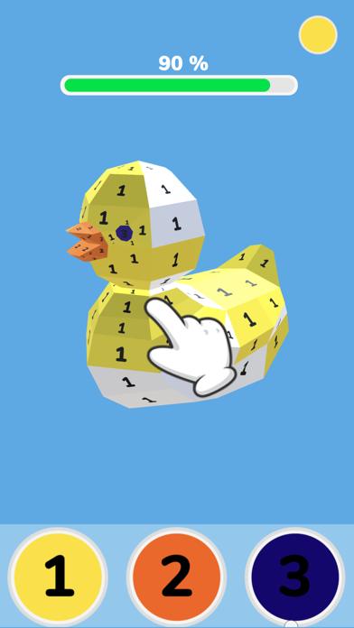 3D Polycolor screenshot 4